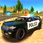Police Crime City Simulator Police Car Driving